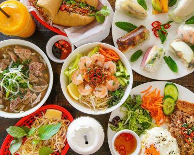 Vietnamese Community - Street food