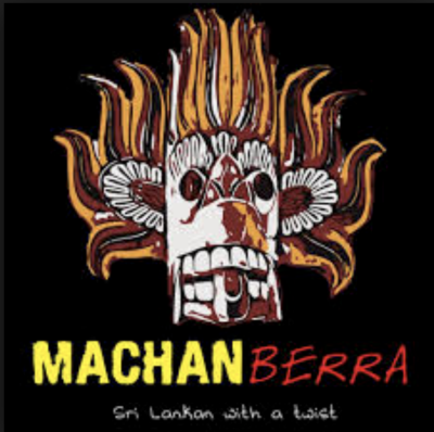 Machan Berra - Sri Lankan Street Food