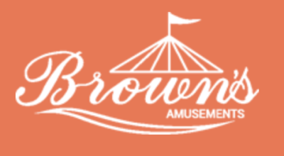 Browns' Amusements - Adults' & kids' ride, ferris wheel, side games, jumping catsles