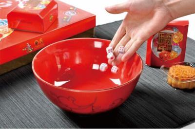 FuJian Townsmen Association of ACT - Moon cake dice game, prize to be won