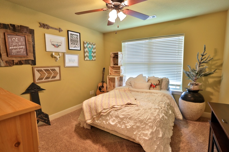 What can be considered a bedroom in Northwest Arkansas real estate