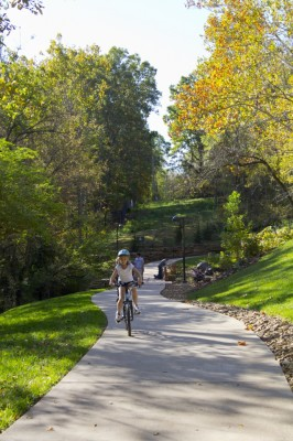 Cool Things in Northwest Arkansas - Razorback Greenway