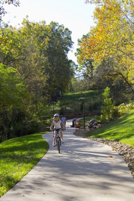 Cool Things in Northwest Arkansas - Razorback Greenway