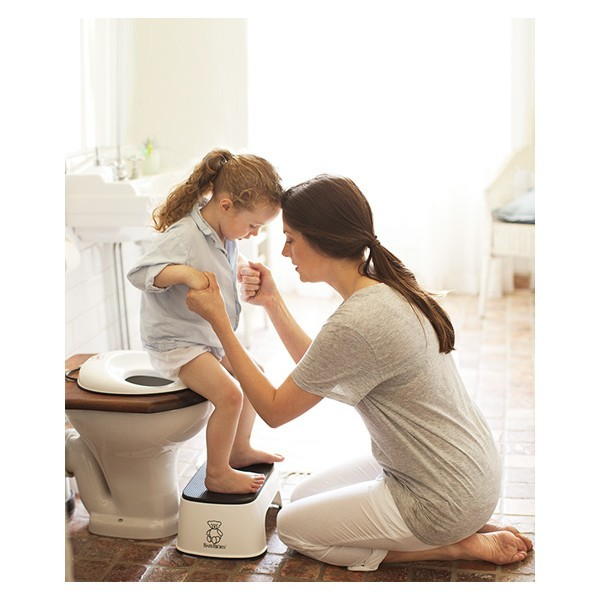 Approaching toilet training