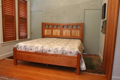 Bed Cherry Pecan