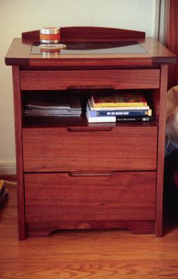 Vollmer Bedside Cabinet