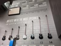 Guitar, Moody Theatre,Austin, Music
