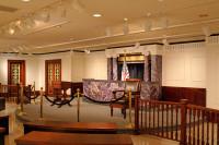 Senate, Stage, Desk, Chair , Mahogany