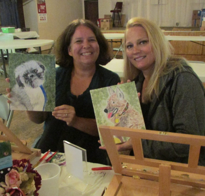 Paint Your Pet Fundraiser