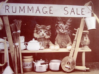 Rummage and Treasure Sale 2017