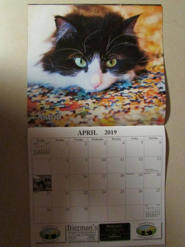 Calendars Still Available