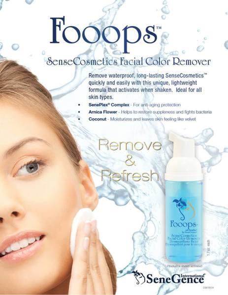 Fooops MakeUp Remover