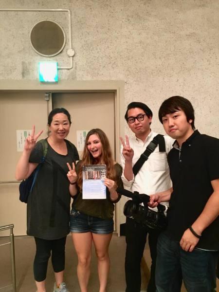 TVTokyo Camera Crew
