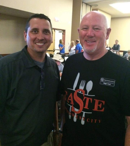 Taste of Midwest City event