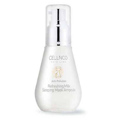 Milk Sleeping Mask Ampoule