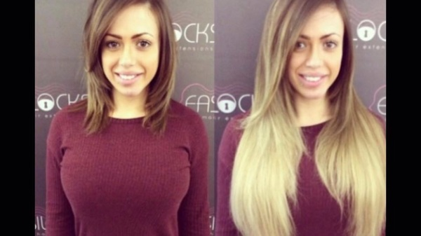 Easilocks Hair Extensions from £425