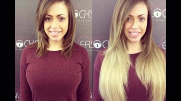 Easilocks Hair Extensions from £425