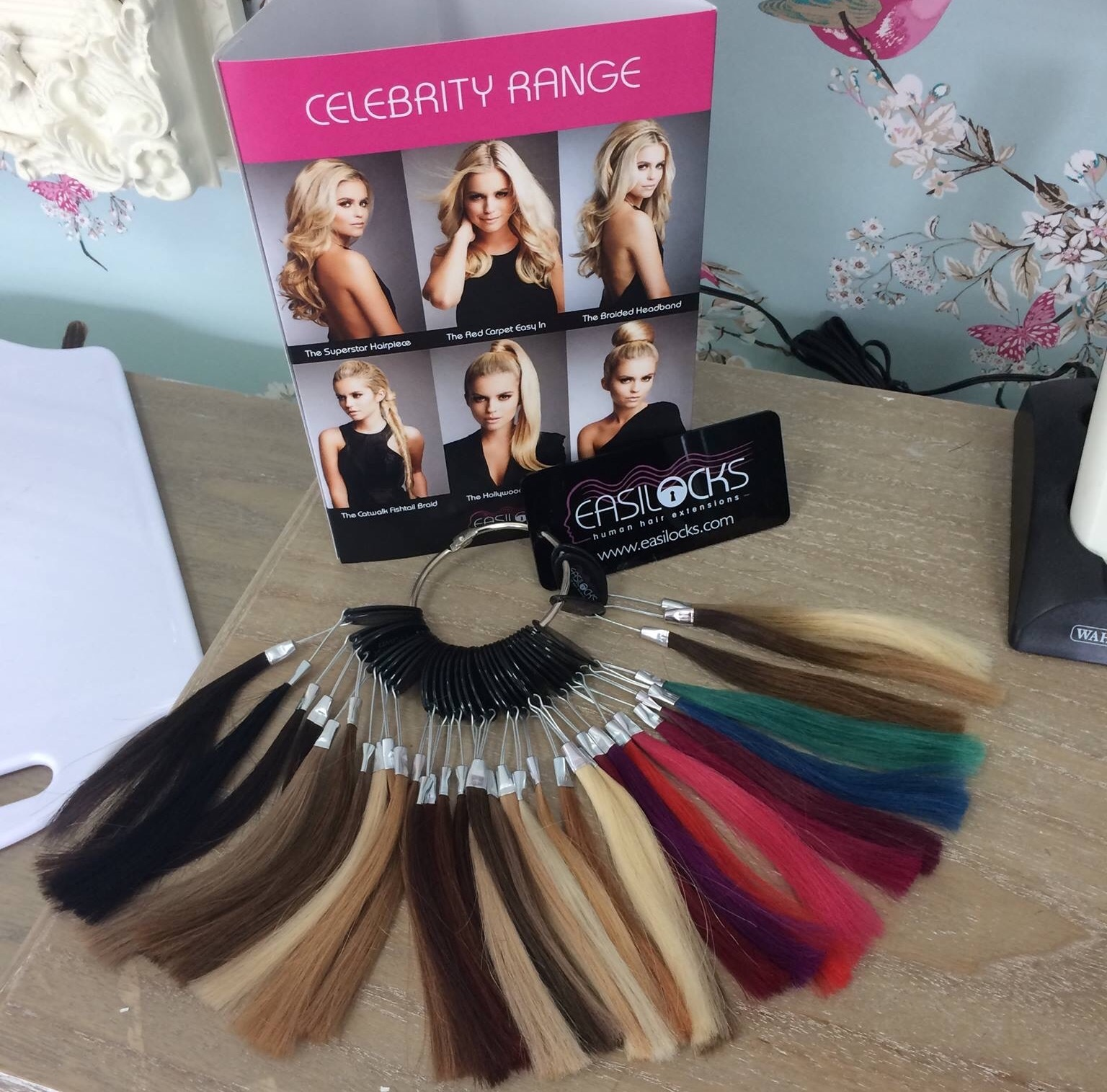 Hair Extensions from £425