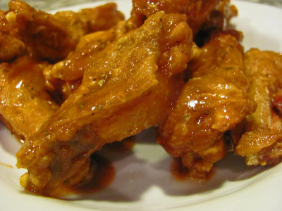 Try these Hot Wings