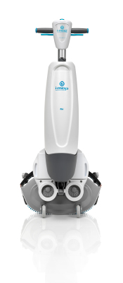 front of i-mop
