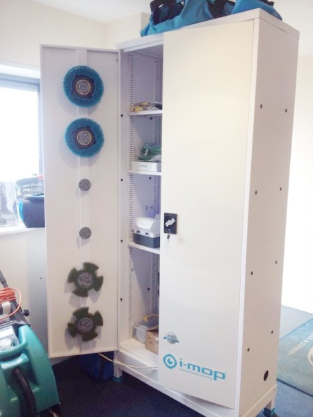 i-mop storage cupboard