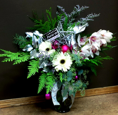 wow, valentines, christmas, orchids, gerberas