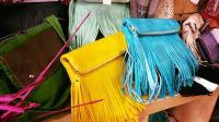 purse, bag, wallet, fringe, messenger, boho, scarf, lumsden, regina, craven, regina beach, buena vista