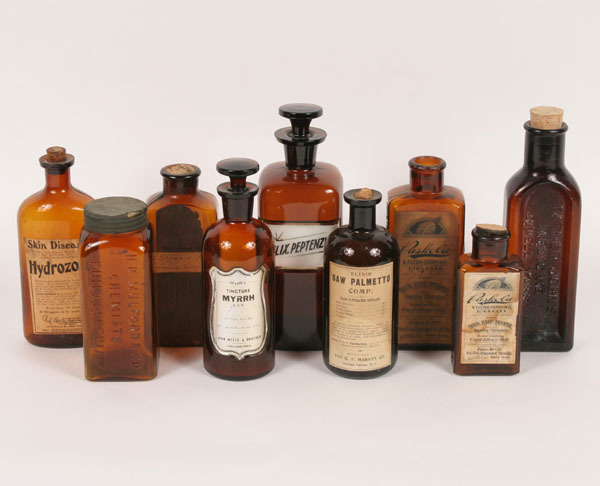 Antique bottles 6 @ diggerzone.com
