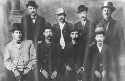 Dodge city lawmen