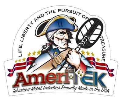 Ameritek metal detectors dealer