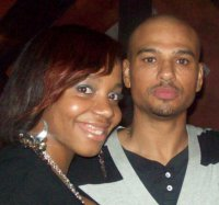 Nia with Chico DeBarge