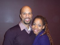 Nia and Common | Hope for Haiti Benefit Concert