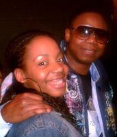 Nia with Doug E Fresh, Fox Theater, Detroit, MI