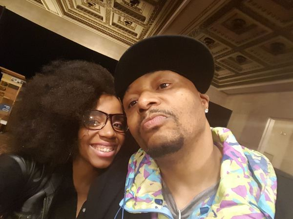 Nia with Malik Yusef | Lake FX Summit Chicago