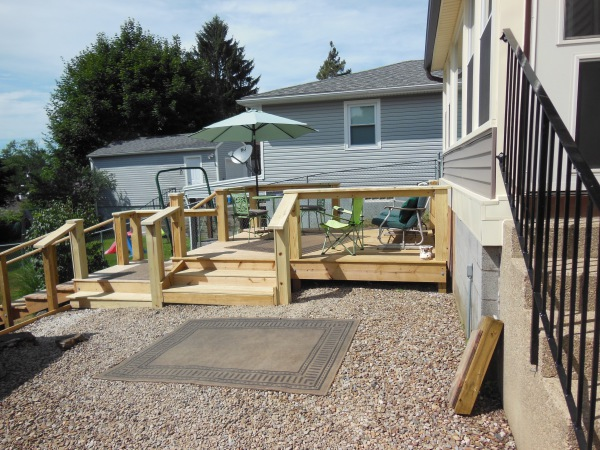 new decks, patios,porches