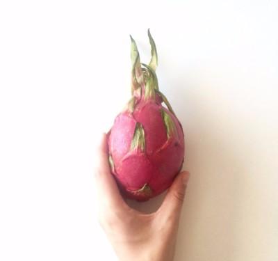 About the dragon fruit + Rezept