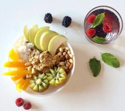 Meine top 5 gesunden  Snacks