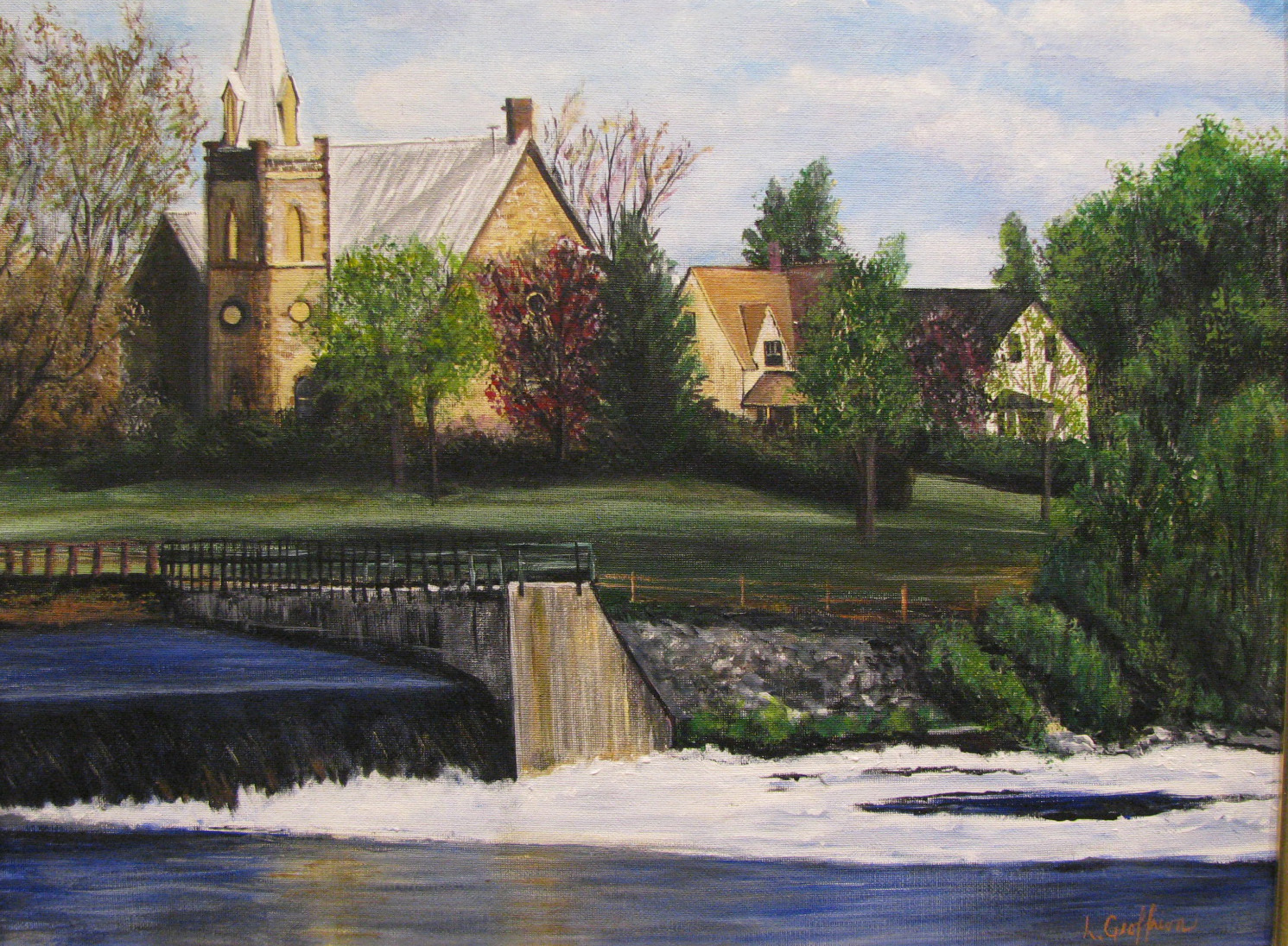 Carleton Place Church   $350.00