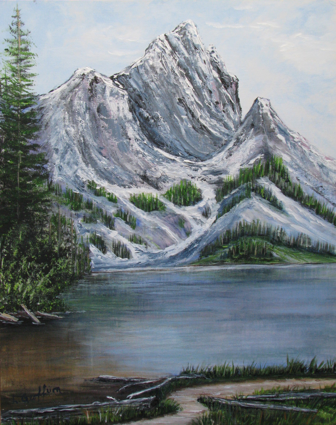 Majestic Rockies $250