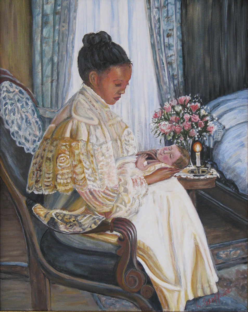 Mother and Child $500