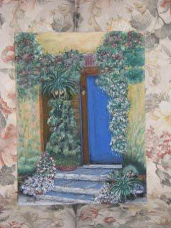 Quebec Doorway $220
