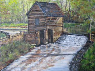 Michigan Mill and Stream $150