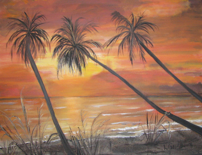 Palm Trees $150