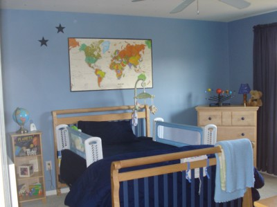 AFTER - Boy's Bedroom - ReDesign