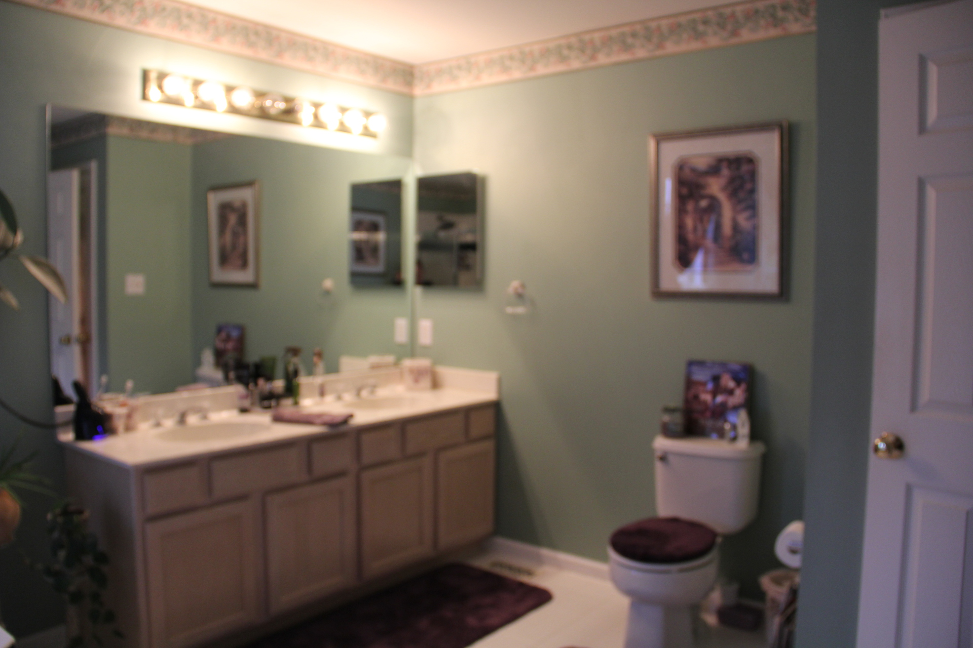 BEFORE - Redesign - Master Bathroom, Columbus, NJ