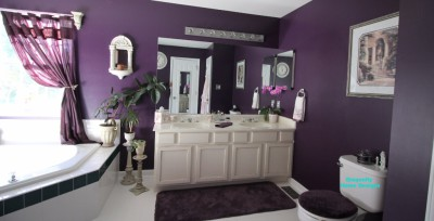 AFTER - Master Bathroom Redesign - Columbus, NJ 08022