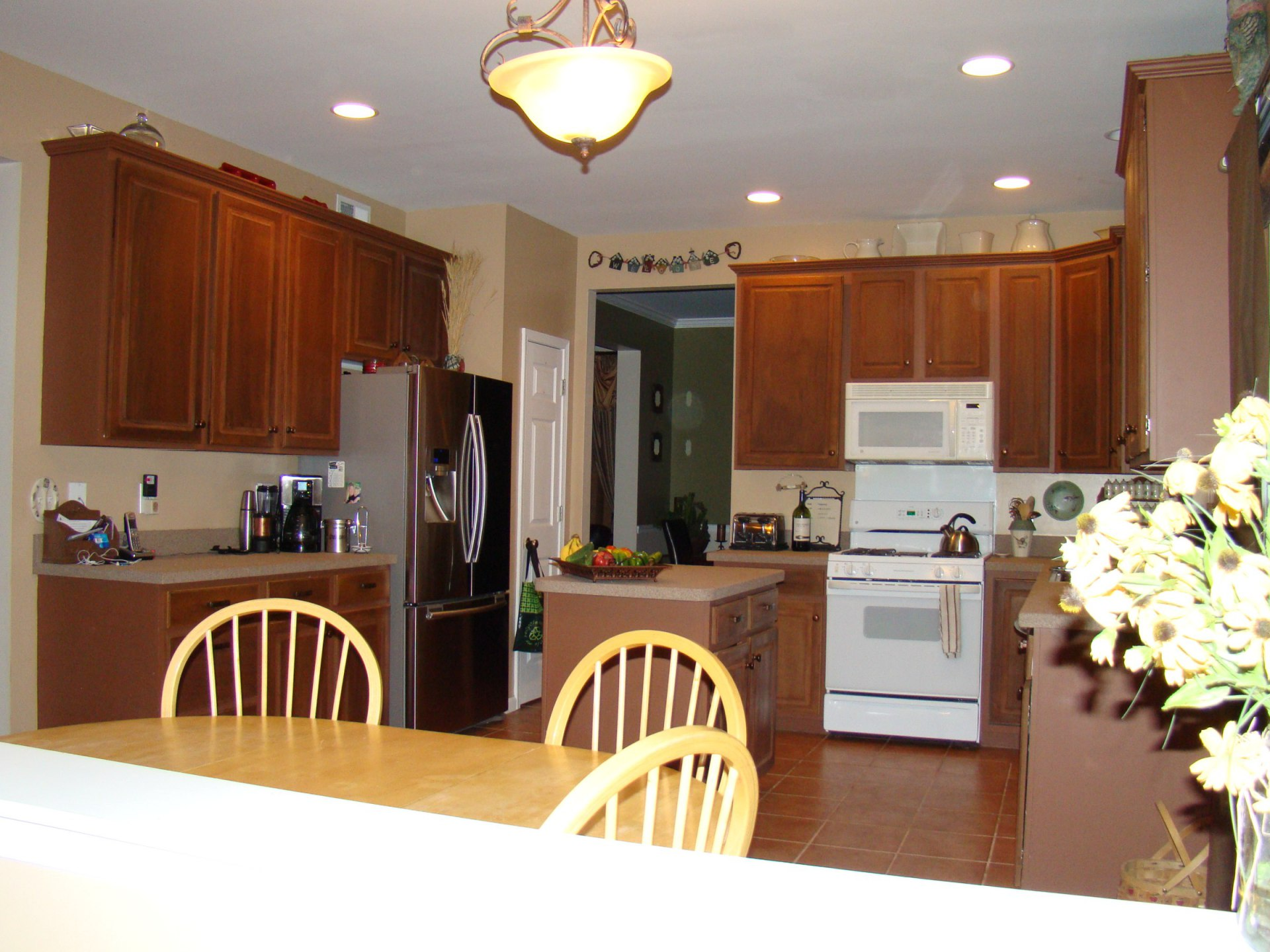 BEFORE - Kitchen Interior Design - Mansfield, NJ