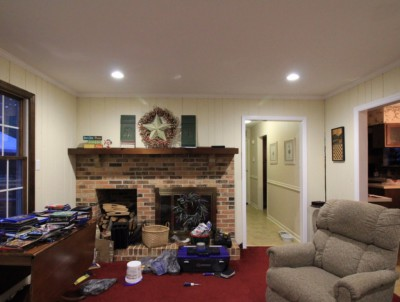 BEFORE - Occupied Staging & ReDesign