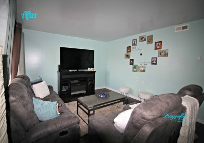 AFTER - ReDesign and Staging - Sicklerville, NJ