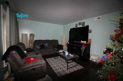 BEFORE - Staging and ReDesign - Sicklerville, NJ